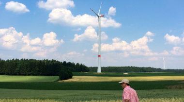 Appell für mehr Windkraft in Bayern